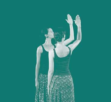 Mirror dance (2012)