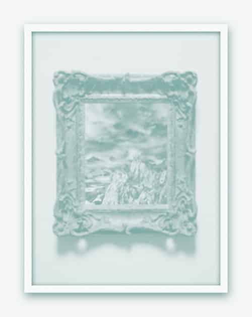 Phantom dust paintings (2006-2007)